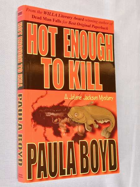 Image for Hot Enough to KIll (Jolene Jackson Mystery Ser., Vol. 2)