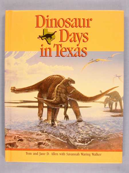Image for Dinosaur Days in Texas
