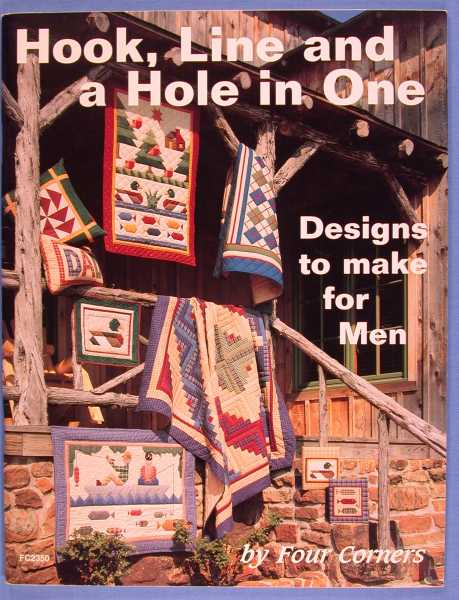 Image for Hook, Line and a Hole in One, Designs to Make for Men