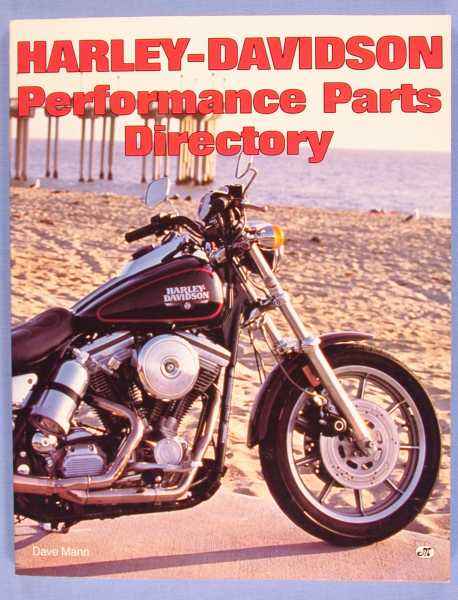 Image for Harley-Davidson Performance Parts Directory
