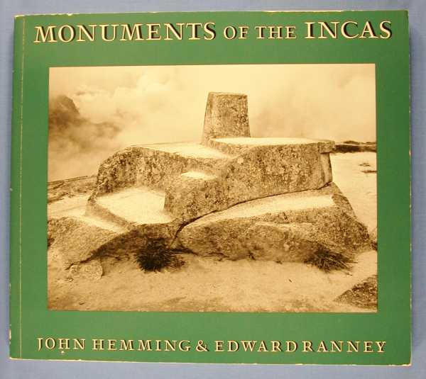 Image for Monuments of the Incas
