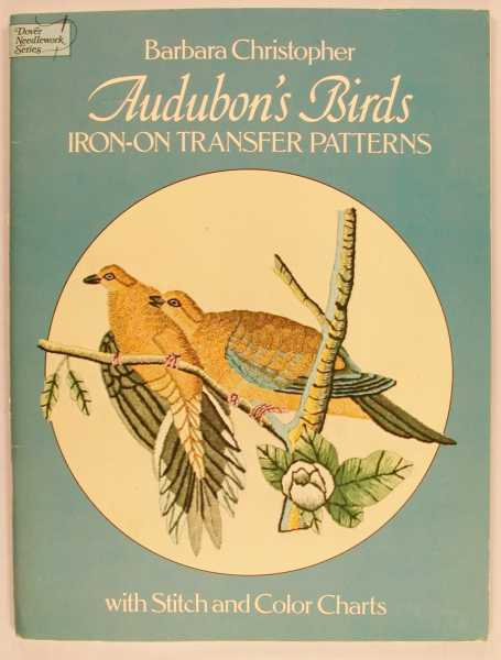 Image for Audubon's Birds Iron-On Transfer Patterns