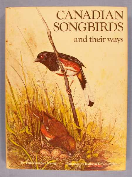 Image for Canadian Songbirds and Their Ways
