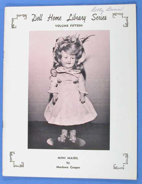 Image for Mini Maids (Doll Home Library Series, Volume Fifteen)