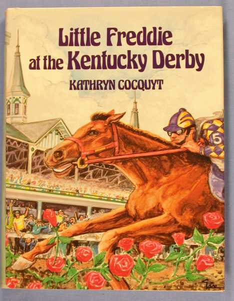 Image for Little Freddie at the Kentucky Derby