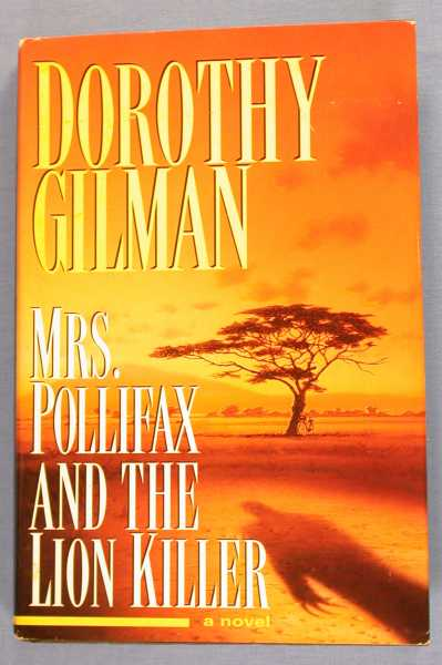 Image for Mrs. Pollifax and the Lion Killer