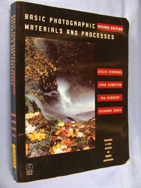 Image for Basic Photographic Materials and Processes