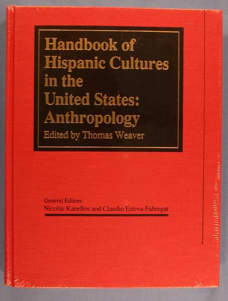 Image for Handbook of Hispanic Cultures in the United States: Anthropology (Vol. 4)