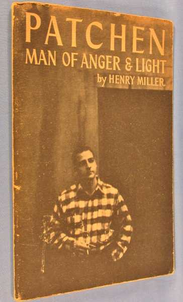 Image for Patchen: Man of Anger & Light and A Letter to God