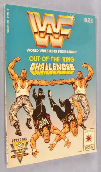 Image for Out-Of-The-Ring Challenges (World Wrestling Federation)