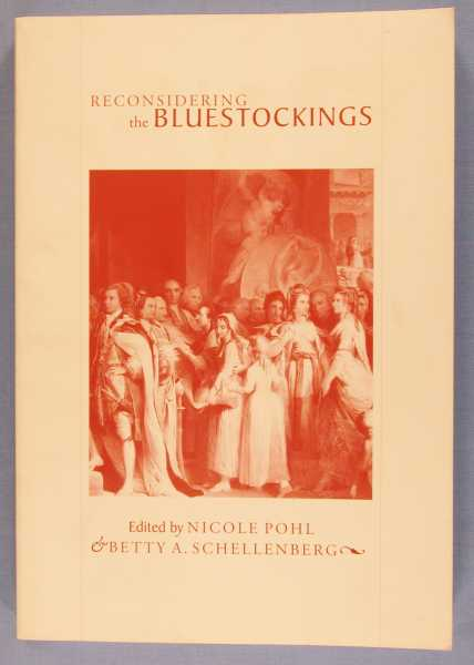 Image for Reconsidering the Bluestockings