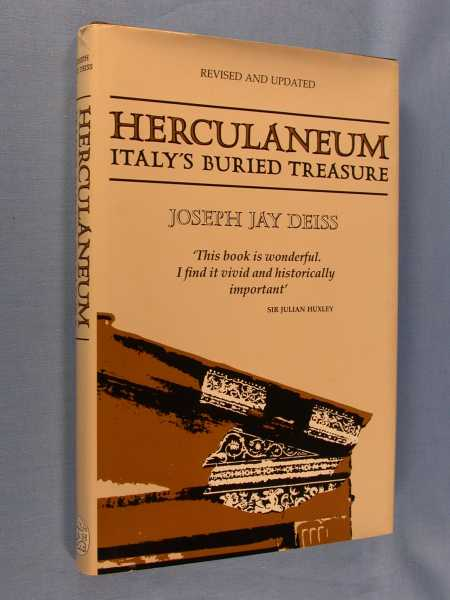 Image for Herculaneum: Italy's Buried Treasure