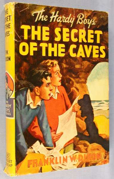 Image for The Secret of the Caves (The Hardy Boys #7)