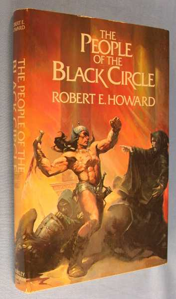 Image for The People of the Black Circle