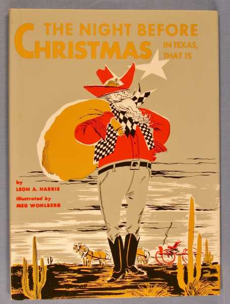 Image for The Night Before Christmas In Texas - That Is