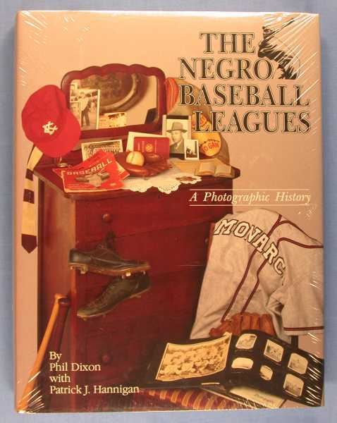 Image for The Negro Baseball Leagues, 1867-1955: A Photographic History