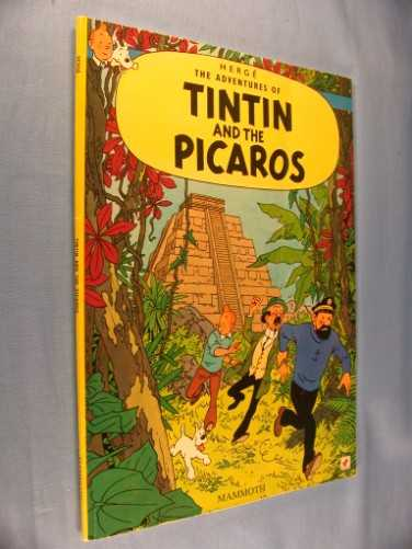 Image for The Adventures of Tintin: Tintin and the Picaros