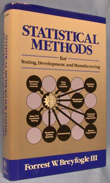 Image for Statistical Methods for Testing, Development, and Manufacturing