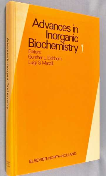 Image for Advances in Inorganic Biochemistry 1