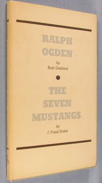 Image for Ralph Ogden/The Seven Mustangs