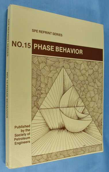 Image for Phase Behavior (SPE Reprint Series No. 15)