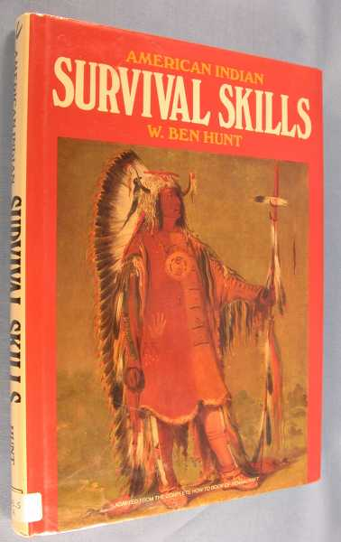 Image for American Indian Survival Skills