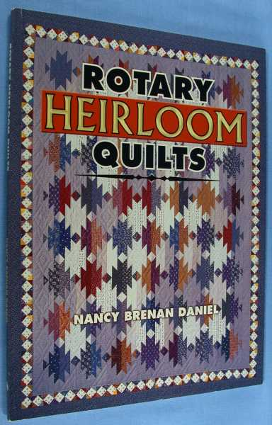 Image for Rotary Heirloom Quilts