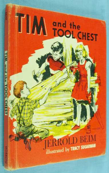 Image for Tim and the Tool Chest