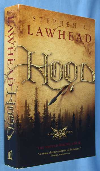 Image for Hood (King Raven Trilogy - Book I)