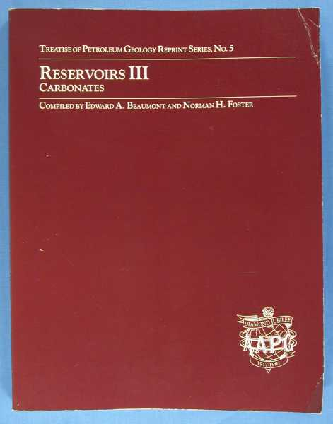 Image for Reservoirs III - Carbonates (Treatise of Petroleum Geology - Reprint Series, No.5)