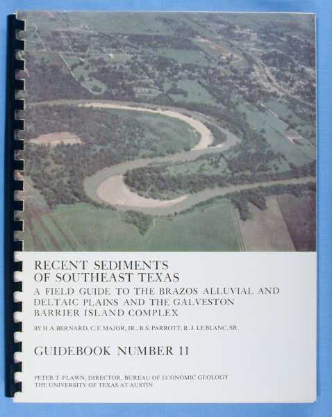 Image for Recent Sediments of Southeast Texas: A Field Guide to the Brazos Alluvial and Deltaic Plains and the Galveston Barrier Island Complex (Guidebook 11)