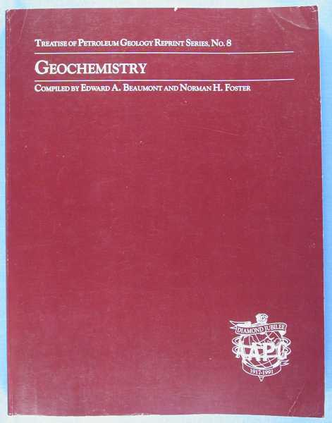 Image for Geochemistry (Treatise of Petroleum Geology - Reprint Series, No.8)