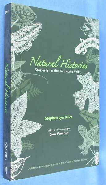 Image for Natural Histories: Stories from the Tennessee Valley