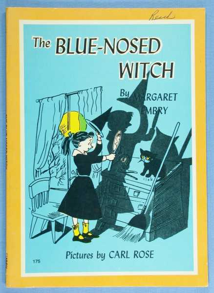 Image for The Blue-Nosed Witch