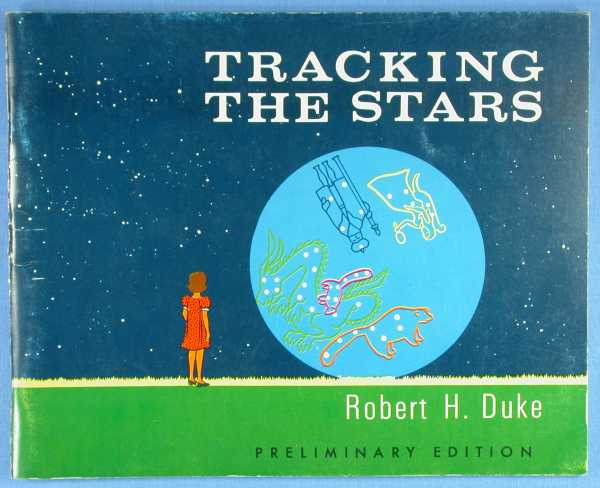 Image for Tracking the Stars (Preliminary Edition - Sierra Elementary Astronomy Series)