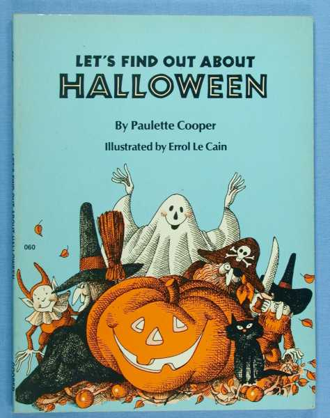 Image for Let's Find Out About Halloween