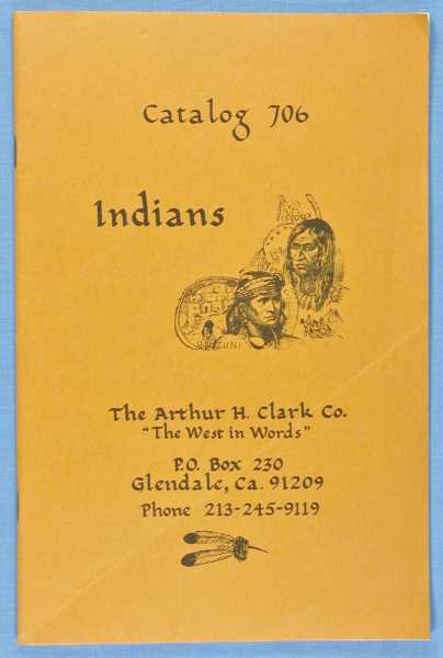 Image for Indians - Catalog 706