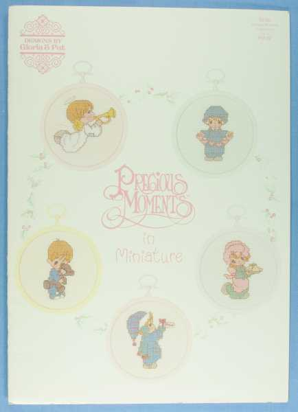 Image for Precious Moments in Miniature Vol. 1 (PM-22)
