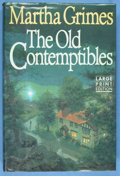 Image for The Old Contemptibles (Large Print Edition)