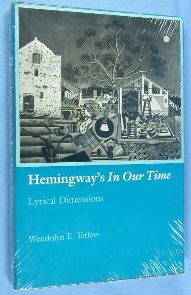 Image for Hemingway's In Our Time: Lyrical Dimensions