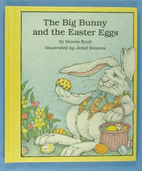 Image for The Big Bunny and the Easter Eggs