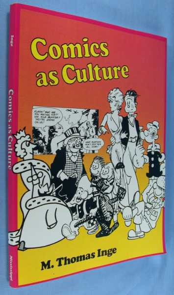 Image for Comics as Culture