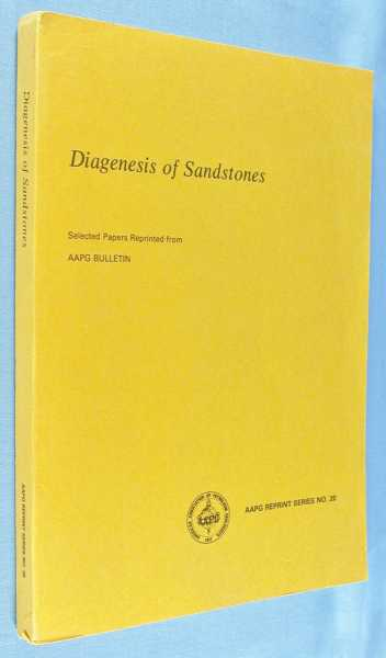 Image for Diagenesis of Sandstones - AAPG  Reprint Series No. 20
