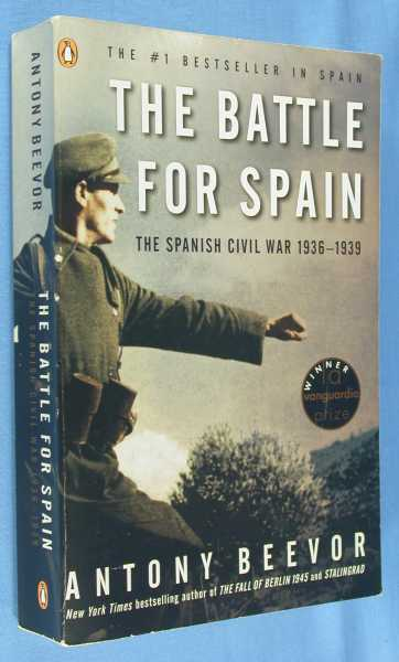Image for The Battle for Spain: The Spanish Civil War 1936-1939