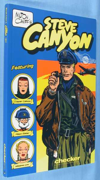 Image for Milton Caniff's Steve Canyon - 1947