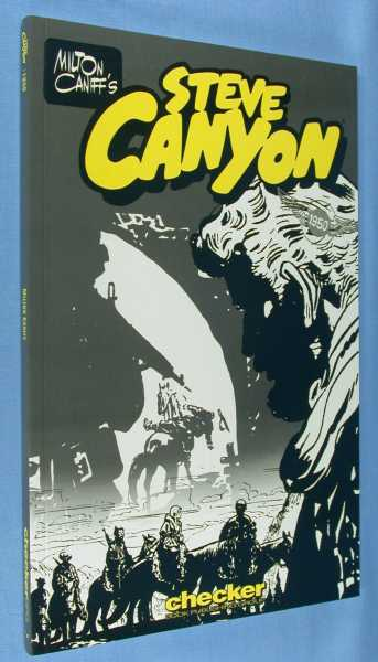 Image for Milton Caniff's Steve Canyon - 1950