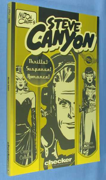 Image for Milton Caniff's Steve Canyon - 1953