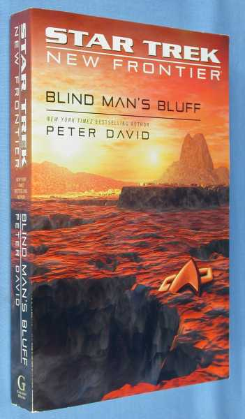 Image for Star Trek - New Frontier: Blind Man's Bluff