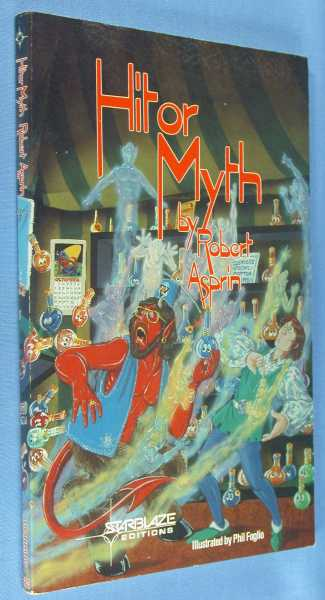 Image for Hit or Myth